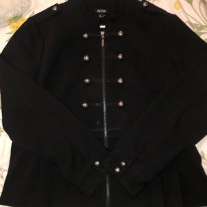 Darling black jacket/blazer